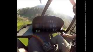 Cockpit Vol HB-ZKR Montricher-LSGL 13.04.2014