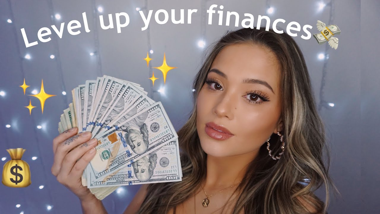 10 TIPS FOR SAVING MONEY   how to save money and level up your finances