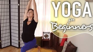Yoga For Beginners Weight Loss - 30 Minute Beginners Fat Burning Flow