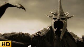 Эовин убивает Насгула. Властелин колец: Возвращение короля.