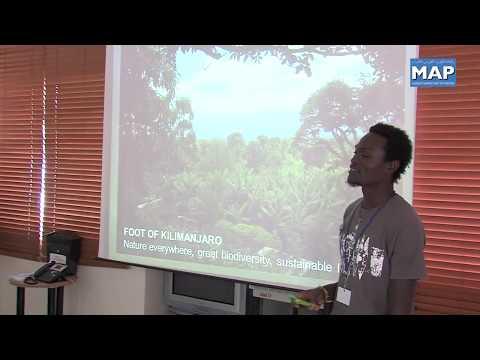 Chile To Kili,Tour Du Monde à Vélo D Un Jeune Tanzanien Pour La Cause Environnementale