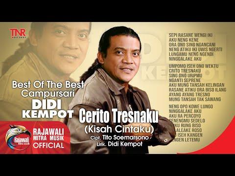 Didi Kempot - Crito Tresnaku (Kisah Cintaku) [OFFICIAL]