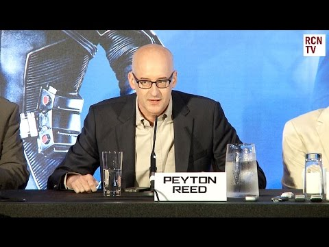 AntMan Director Peyton Reed On Replacing Edgar Wright