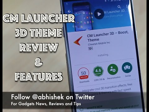 is cm launcher safe