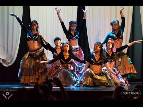 Tribal Fusión Balkan – Fin De Curso Dancetribalia 2019