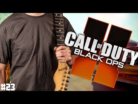 Playing Guitar on Black Ops 2 Ep. 23 - EDM on Guitar