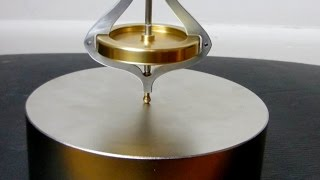 VIDEO 111 UNCOVERING SECRETS OF MAGNETISM.  Magnet / Gyroscope MYSTERY! Solve this unseen video