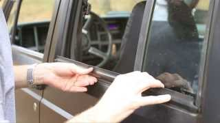 How To Replace Your Window Trim Seal
