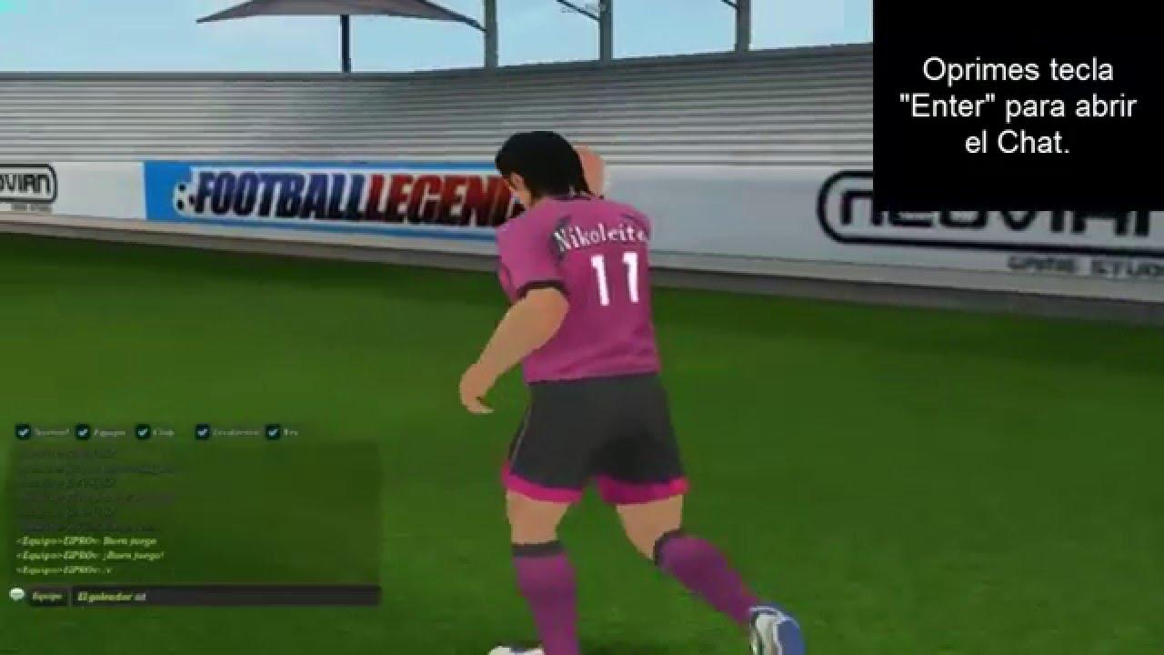 El Mejor Juego De Futbol Online Para Pc Del Mundo Parte 2
