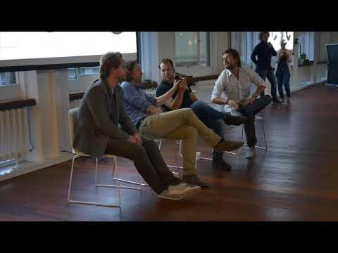 Amsterdam AI #2 | Artificial Intelligence | Panel discussion & Clinic session
