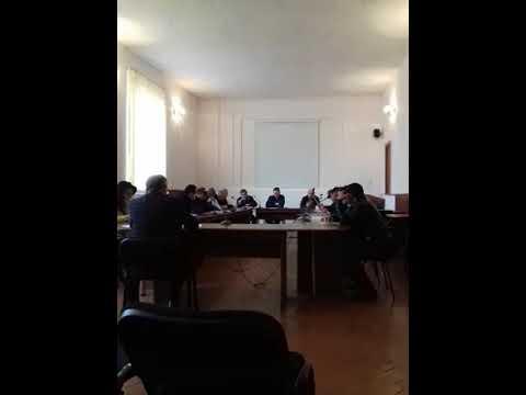 Արթիկի ավագանու արտահերթ նիստ 27. 03. 2020թ.