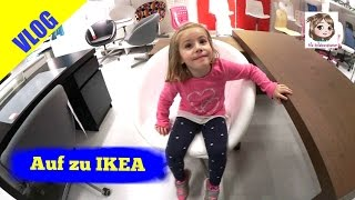 Wir gehen zu IKEA und suchen einen Schreibtisch für Hannah - FMA