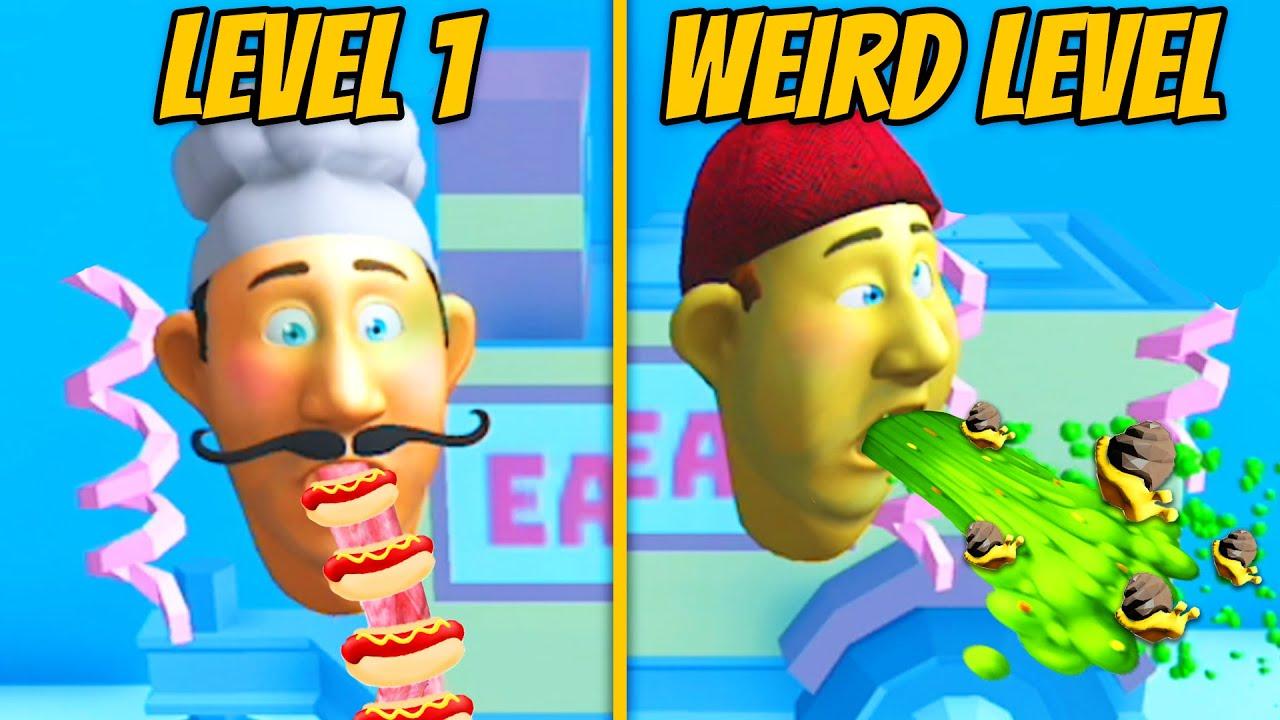 Download Unlocking The WEIRDEST *NEW* Levels In Lick Runner...