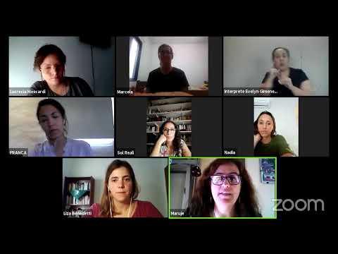 Taller de Decisiones en Conversatorio virtual en Paraná
