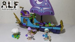 Lego Elves 41073 Naida's Epic Adventure Ship / Naidas Abenteuerschiff - Lego Speed Build Review