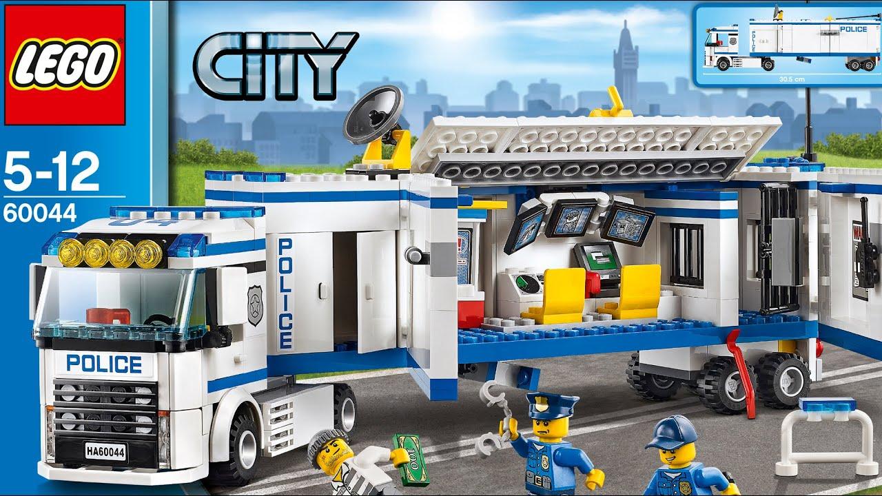Bajka O Policji Lego Maszyny Rolnicze