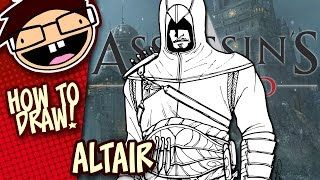 How to Draw ALTAIR (Assassin