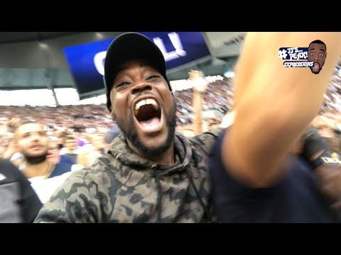 Tottenham (3) Vs Aston Villa (1) EXPRESSIONS VLOG: WE TURNED IT AROUND LIKE BRUCE JENNER!!!