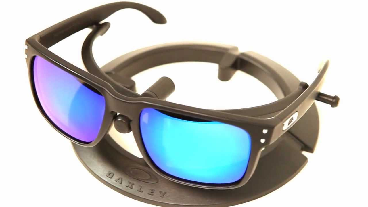 e8077a968b ... cheap visionary lenses polarized ice blue replacement lenses for oakley  holbrook sunglasses youtube 54957 b8001 ...