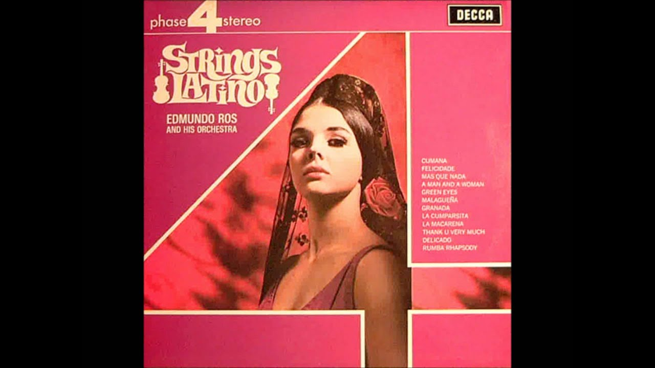 Edmundo Ros & His Orchestra - This Is My World