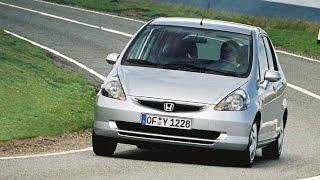 #2619. Honda Jazz 2001 (очень классно)
