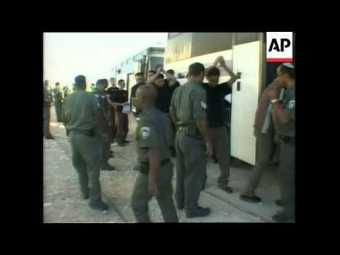 Israel Begins Release Of 250 Palestinian Prisoners