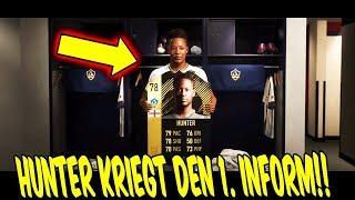 FIFA 18 - HUNTER kriegt den 1. INFORM in THE JOURNEY 2 ⛔️🔥 - FifaGaming Karriere Deutsch #12