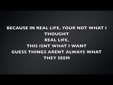 Demi Lovato Real Life lyrics Instrumental