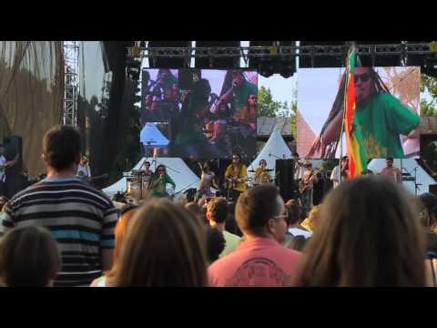 Medial Banana - Reggae Muzika (Live at Uprising Reggae Festival 2011)