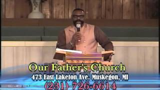 Rev Anthony C  Williams ''GOD IS ABLE'' pt 1