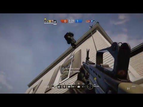 Rainbow Six® Siege Open Beta Total Defeat :(