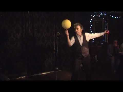 Juggling & Stand up