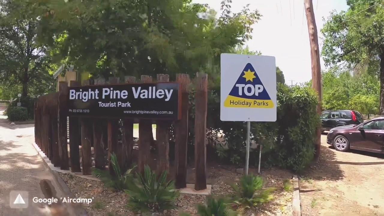 Bright Pine Valley Tourist Park - YouTube