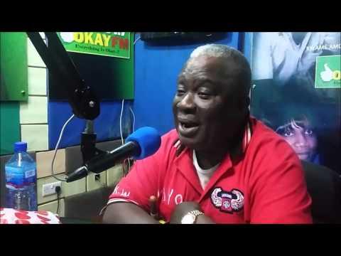 Akufo Addo Would Not Be President Of Ghana- Kofi Wayo Fires