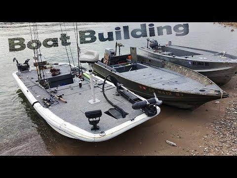 Boat Building Q & A: (Jon Boat, V-hull, Tinny, Dingy)