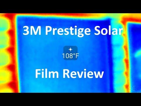 Download 3M Prestige 60 Solar Window Film Review