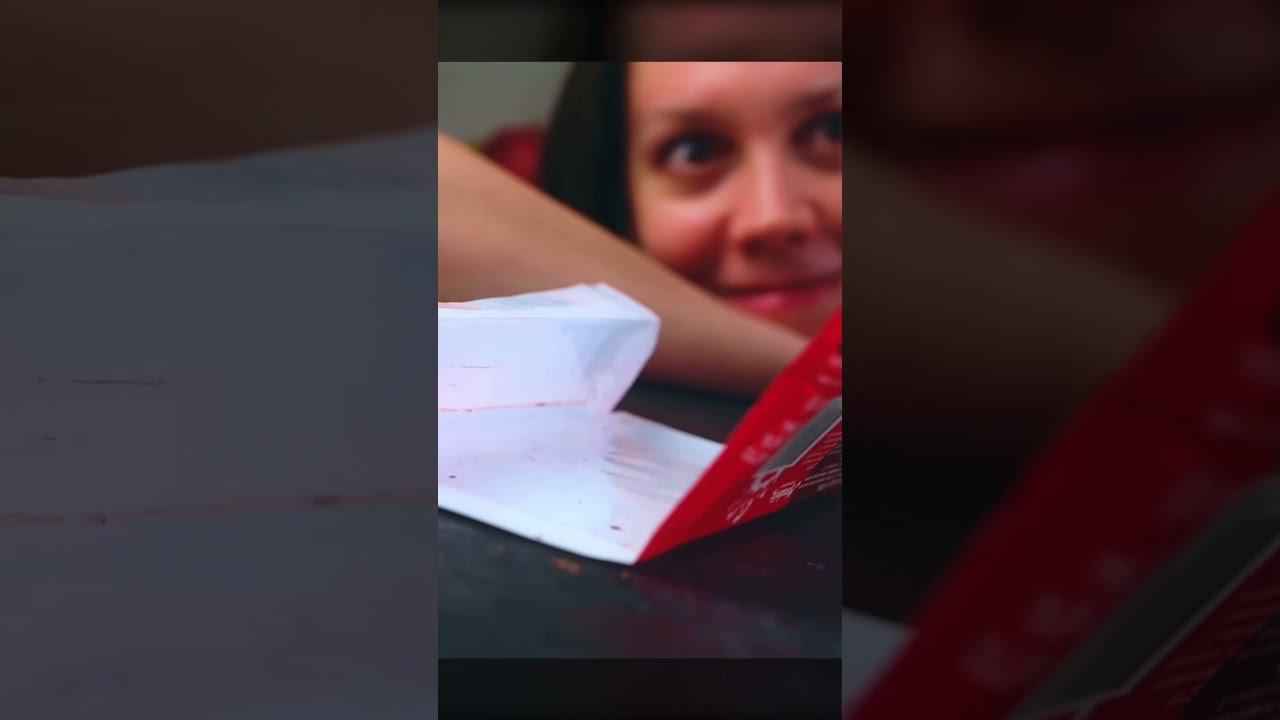 Увеличила шоколадку! Приготовила из нее Шоколадный Брауни!