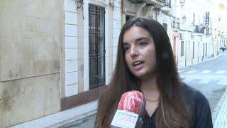 """Dos jóvenes crean una web para """"ayudar"""" al comercio de Badajoz"""