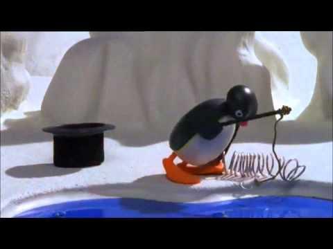 Pingu Fishing