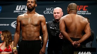 UFC 182 Weigh-Ins: Jon Jones vs. Daniel Cormier