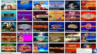 Novoline online Casino Deutschland - Novoline online Casino mit Echtgeld