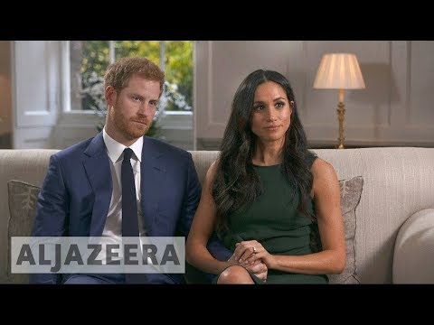 Prince Harry's mixed-race fiancee subject to 'wave of abuse'