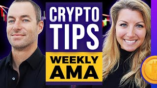 Ep. 7: Strategies for Living Off of BTC || Gold-Backed Cryptos || Life in Portugal