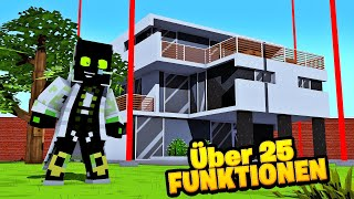 Das SICHERSTE MINECRAFT HAUS 2019 (+25 Funktionen)?! - Minecraft [Deutsch/HD]