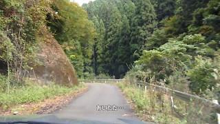 【腐道★ / 分断府道を端点まで】京都府道61号 京都京北線 part 1