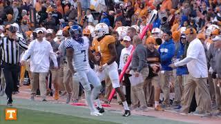 Tennessee Football   UKvsTENN Highlights