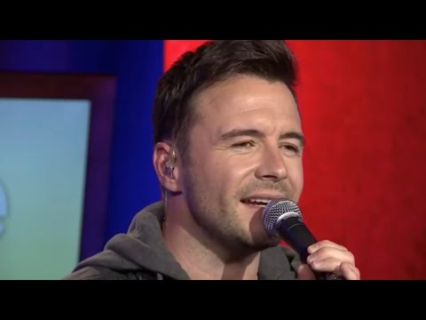 Shane Filan - Heaven (Live) HD