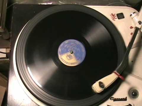 Japanese Children's Music - 78 Rpm Record C.1950