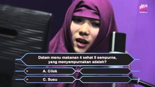 Who Wants To Be A GalonAir | Isyana Sarasvati