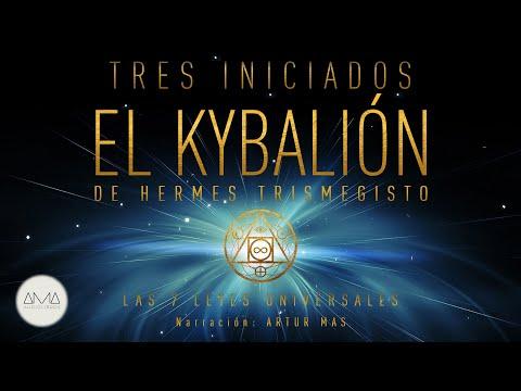 """El Kybalión (Audiolibro en Castellano """"Voz Real"""")"""